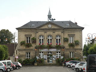 Mouy Commune in Hauts-de-France, France