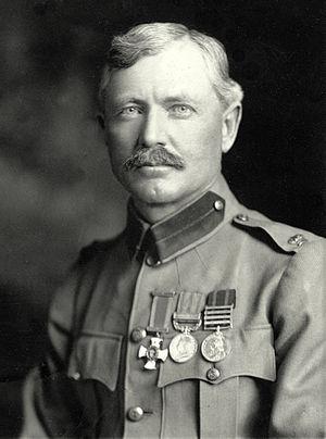 Frederick Russell Burnham - Image: Major Frederick Russell Burnham DSO 1901