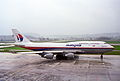 Malaysia Airlines Boeing 747-400; 9M-MPG@ZRH;11.04.1996 (4992498687).jpg