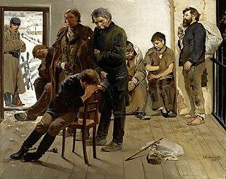 <i>The Prisoners</i> (painting)
