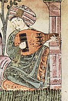 13th century Oud from Bayâd und Riyâd