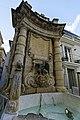 Malta - Valletta - St. George's Square - At Old Theatre Street - De Rohan Fountain.jpg