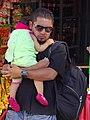 Man with Child - Oaxaca City - Oaxaca - Mexico (6505692291).jpg