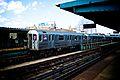 Manhattan-bound 7 Train at 33rd St.jpg