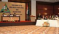 Manmohan Singh, the President of Brazil, Mr. Lula da Silva and the President of South Africa, Mr. Kgalema Motlanthe witnessing the signing of the trilateral AgreementsMoUs, at the Third Summit of the India.jpg