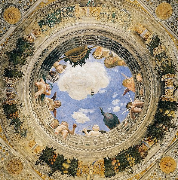 Andrea mantegna eserleri andrea mantegna tablolar for Camera sposi mantegna