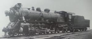 China Railways SL6 - Mantetsu パシロ25 (Pashiro-25)