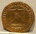 Mantova, federico II gonzaga duca, oro, 1530-1540.JPG