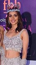 Manushi Chhillar at Femina Miss India 2018 Grand Finale (06) (cropped).jpg