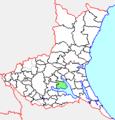 Map.Kasumigaura-Town.Ibaraki.PNG