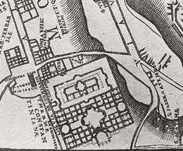 Map Rome Lorenzo Buffalini - bath of constantine.jpg