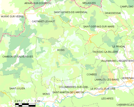 Map commune FR insee code 34235.png