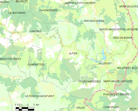 Map commune FR insee code 48004.png