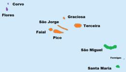 Azores Wikipedia