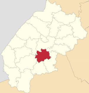 Mykolaiv Raion, Lviv Oblast - Image: Map of Lviv Oblast highlighting Mykolaiv Raion