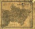 Map of Powhatan County, Virginia. LOC gvhs01.vhs00335.jpg