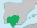 Mapa Chondrostoma willkommii.png