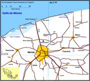Mrida Mxico  Wikipedia la enciclopedia libre
