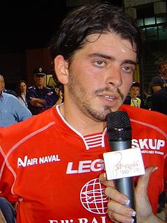 Diego Sinagra Italian former footballer and beach soccer player