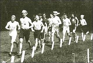Athletics at the 1900 Summer Olympics – Mens marathon Athletics at the Olympics