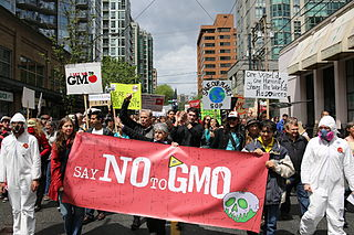 March Against Monsanto international protest movement