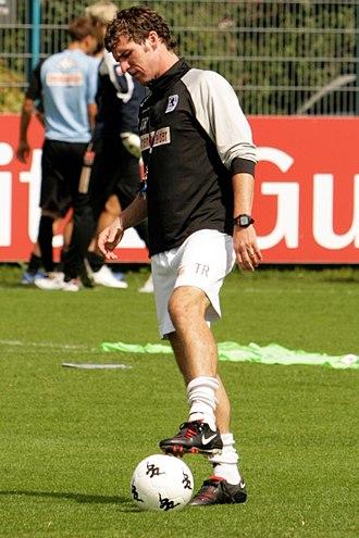 Marco Kurz - Kurz with TSV 1860 München in 2007