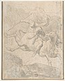 Marcus Curtius Leaping into the Chasm MET DP809888.jpg