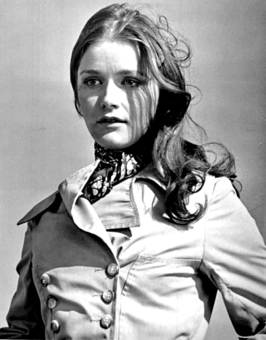 Margot Kidder in 1970