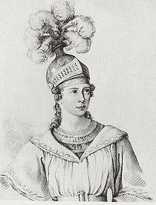 Maria Malibran as Romeo-Bologna, 1832 (Source: Wikimedia)