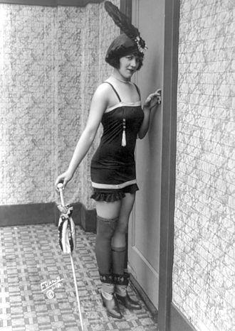 Marie Prevost - c. 1918