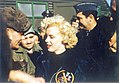 Marilyn Monroe in Korea, February 1954.JPG