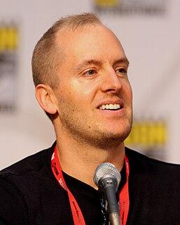 Mark Hentemann American animation writer