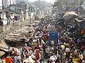 Market Scene Viewed from Howrah Bridge - Kolkata.jpg
