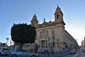 Marsa, Malta
