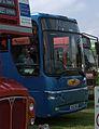 Marshalls Coaches coach Volvo B7R Plaxton (YN55 WSX) 2007 Luton Festival of Transport.jpg