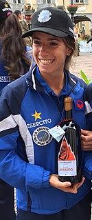 Marta Bassino Italian World Cup alpine ski racer