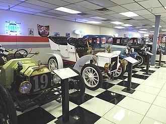 Martin Auto Museum - Exhibit of pre-1950's vehicles