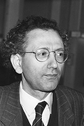 Martin van Amerongen - Martin van Amerongen on 21 February 1986.