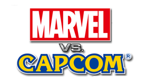 Marvel vs. Capcom - Image: Marvel vs Capcom logo