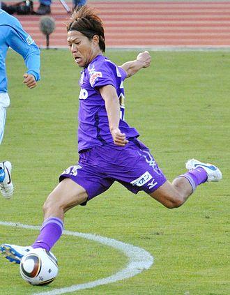 Masato Yamazaki (footballer, born 1981) - Image: Masato Yamazaki