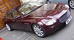 Maserati Quattroporte (2005) (34305100952).jpg
