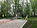 Mass Grave of Soviet soldiers, Velyki Budyshcha, Dykanka Raion (2019-05-10) 02.jpg