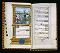 Master Jean de Mauléon - Leaf from Book of Hours - Walters W44910V - Open Group.jpg