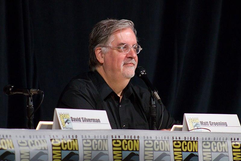File:Matt Groening 2014.jpg