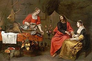 Maria Und Martha Meditation