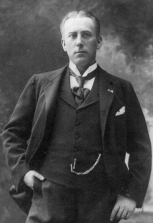 Max Alvary - Max Alvary in 1896