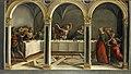 Mazziere, Donnino di Domenico del sowie Mazziere, Agnolo di Domenico del — Lucretia kündigt ihren Selbstmord an — 1505 1510.jpg