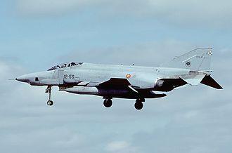 Ala 12 - Former McDonnell RF-4C Phantom II of Ala 12