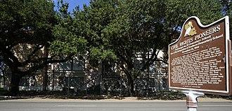 McDonogh Three - McDonogh 19 Elementary School