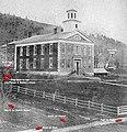 McKean County, Pennsylvania, Courthouse 1858.jpg